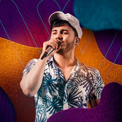 Capa do CD Wallas Arrais - Carnaval WA 2019