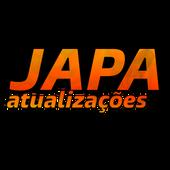 JAPA ATUALIZAÇÕES