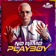 Capa do CD Aldair Playboy - No Ritmo do Playboy