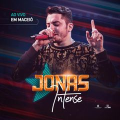 Capa do CD Jonas Intense Maceió