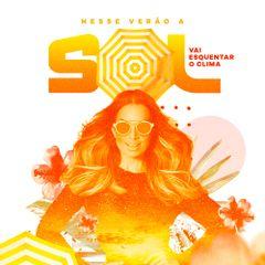 Capa do CD Solange Almeida de Verão