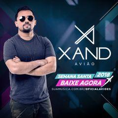 Capa do CD Xand Avião - Semana Santa 2018