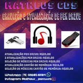 Matheus CDs