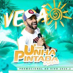 Capa do CD Unha Pintada - Verão 2020