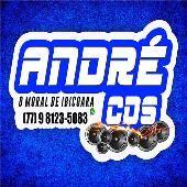 AndréCDs O Moral De Ibicoara