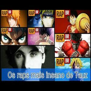 Rap Tributos De Tauz Cd Especial Animes Vol 2 Exclusivo Rafa