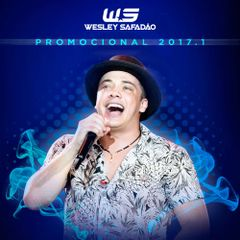 Capa do CD Wesley Safadão - 2017.1 Promocional