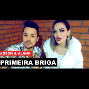 Adson E Alana Primeira Briga Ep Pancadao Romantico 2018