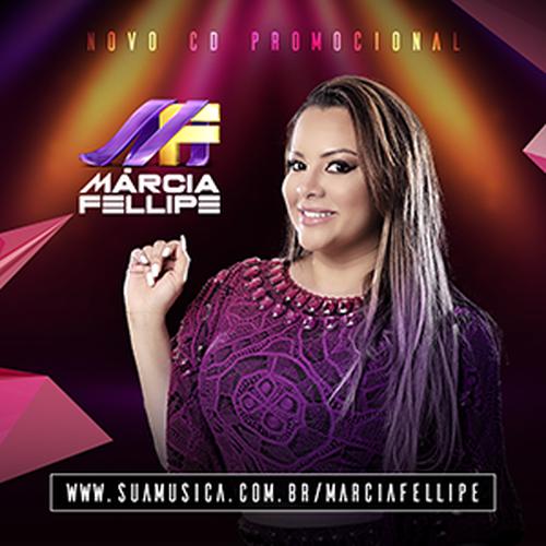 Baixe agora o CD promocional 2018 de Márcia Fellipe